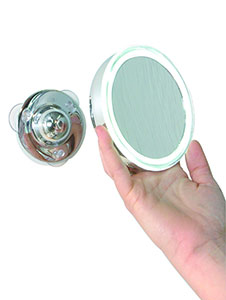 Kosmetikspiegel mit Saugnapf